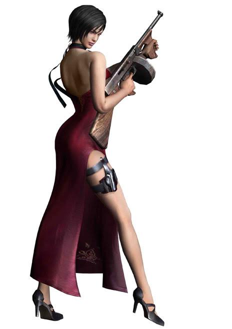 Las Chicas Más Sexys De Los Videojuegos