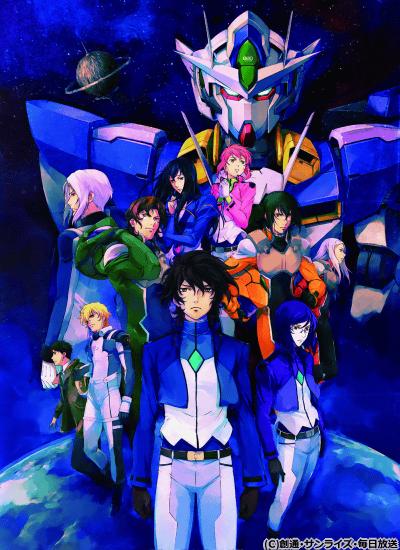 Peliculas anime que llegan para otoño  Gundam00