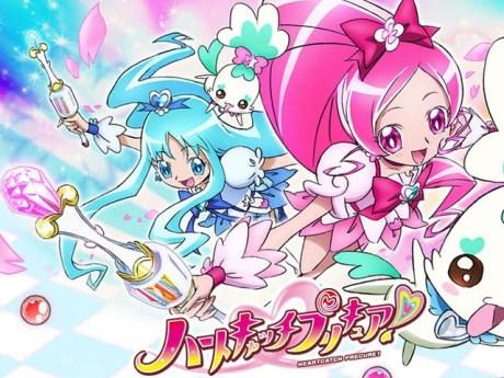 Peliculas anime que llegan para otoño  Heartcatch-precure-1